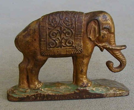 Indian Elephant.JPG (91959 bytes)